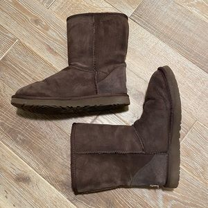 UGG Classic Brown Boots